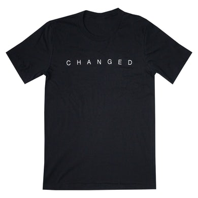 JP Saxe CHANGED T-SHIRT