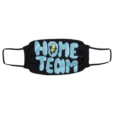 HOME TEAM FACE MASK