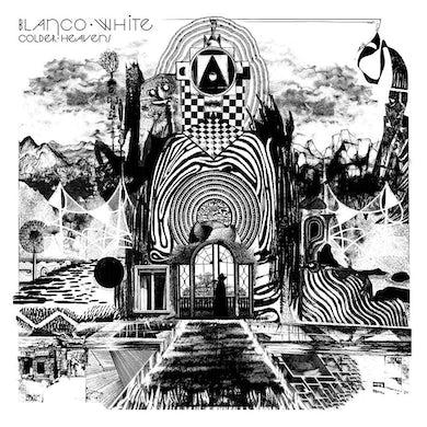 BLANCO WHITE - COLDER HEAVENS EP [CD]