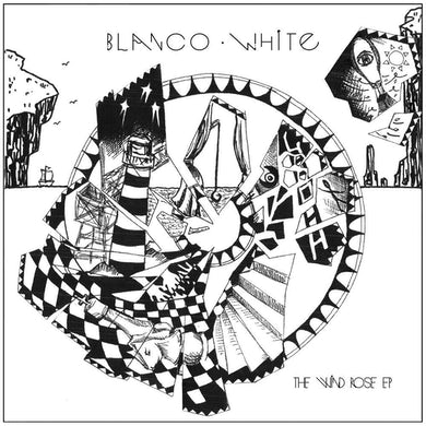 BLANCO WHITE - THE WIND ROSE EP [CD]