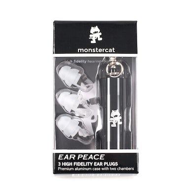 Monstercat Ear Peace Earplugs