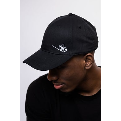 Monstercat Uncaged Vol. 5 Checkpoint Structured Strapback Hat