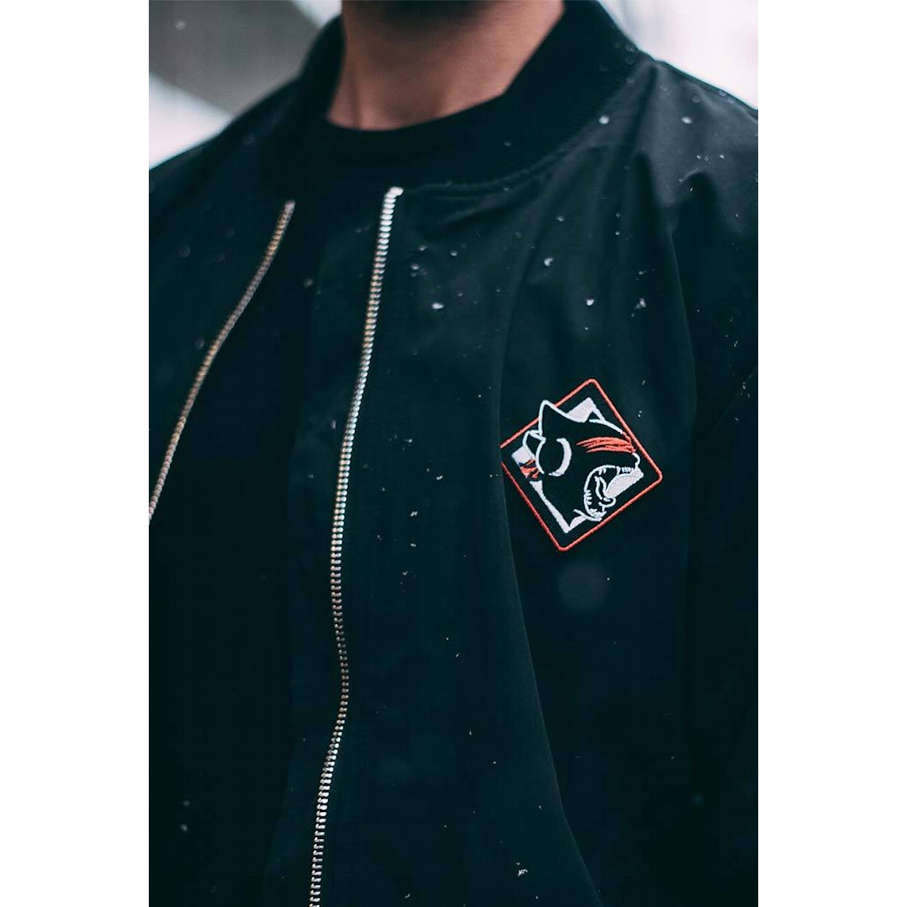 Monstercat Uncaged Vol  3 Embroidered Patch