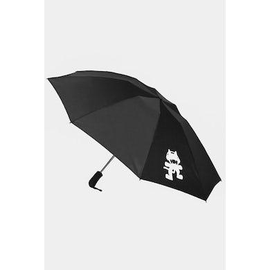 Monstercat Reverse Folding Logo Umbrella