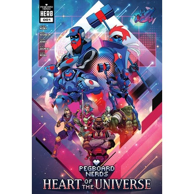 Monstercat Pegboard Nerds - Heart of the Universe: Vol. 1