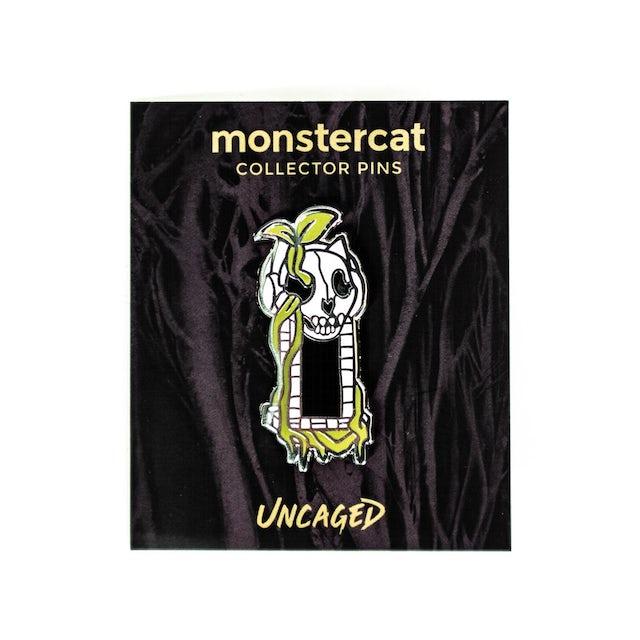 Monstercat Uncaged Vol. 8 Enamel Pin