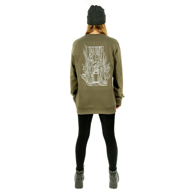 Monstercat Uncaged Vol. 8 Ingress Crewneck Sweater