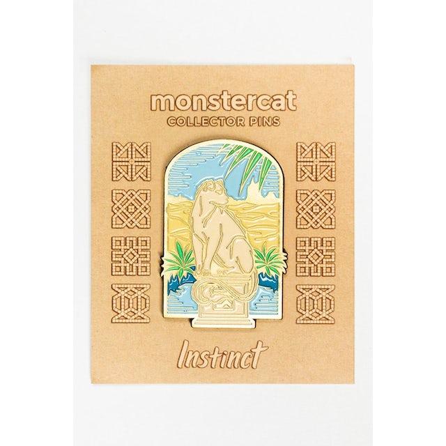 Monstercat Instinct Vol. 5 Enamel Pin