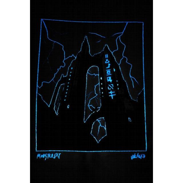 Monstercat Uncaged Vol. 9 Mens Voltage Zipped Hoodie