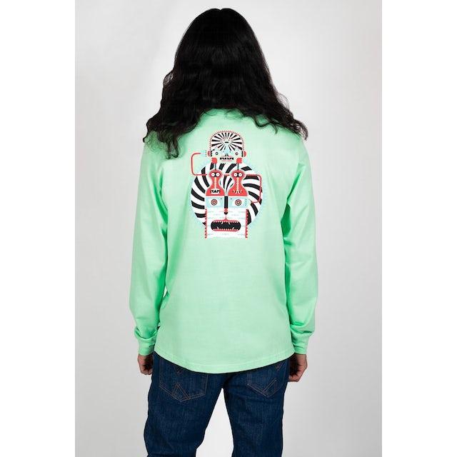 Monstercat Yu Maeda Hi-Lo Longsleeve T-Shirt
