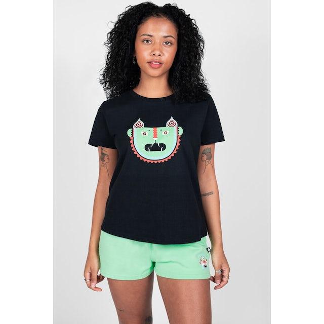 Monstercat Yu Maeda Womens T-Shirt