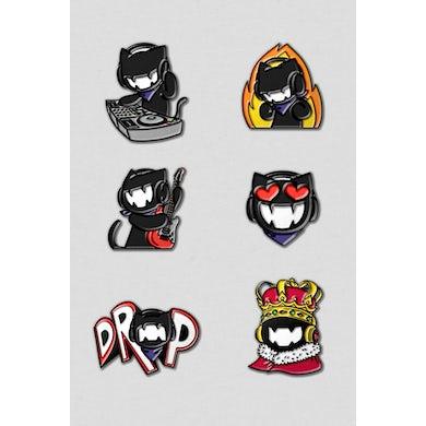 Monstercat Series 5 Collector Pins: Emotes