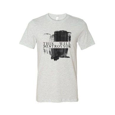 This Will Destroy You Painting Tee