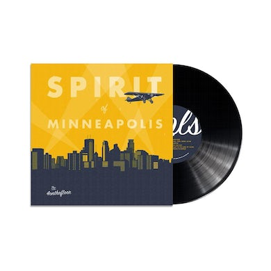 the 4onthefloor Spirit of Minneapolis (LP) (Vinyl)