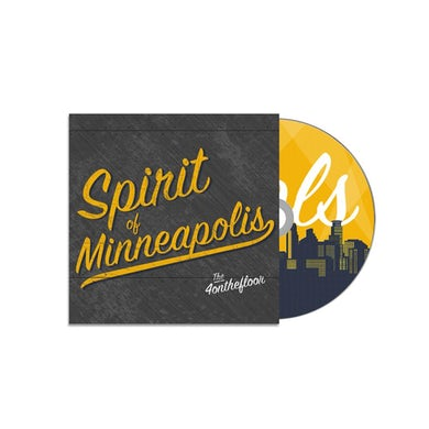 the 4onthefloor Spirit of Minneapolis (CD)