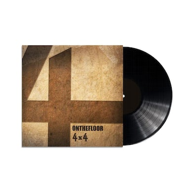 the 4onthefloor 4x4 (LP) (Vinyl)