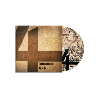 the 4onthefloor 4x4 (CD)