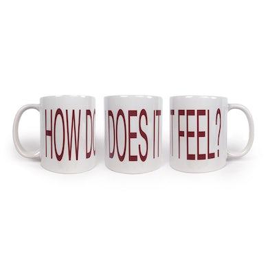 How Does It Feel? Mug