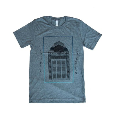 This Will Destroy You Pyramid Shirt