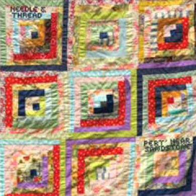 Pert Near Sandstone Needle and Thread (CD)