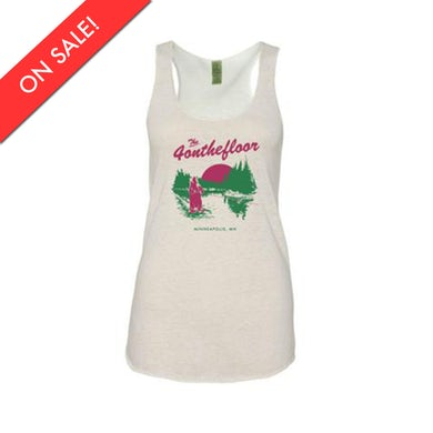 the 4onthefloor MN Vacation women's tank