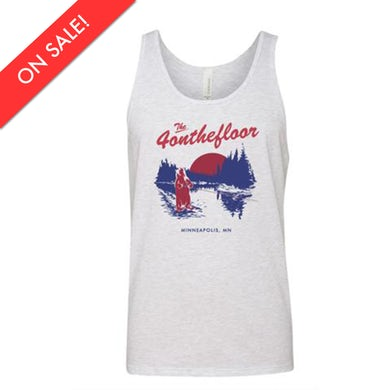 the 4onthefloor MN Vacation men's tank