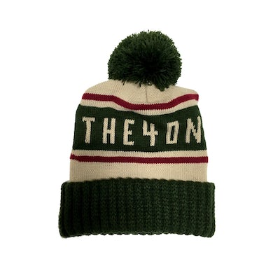 the 4onthefloor 4OTF Knit Pom Beanie