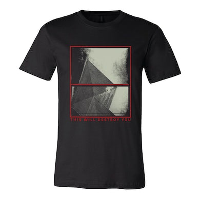 This Will Destroy You TWDY Red Frame Tee