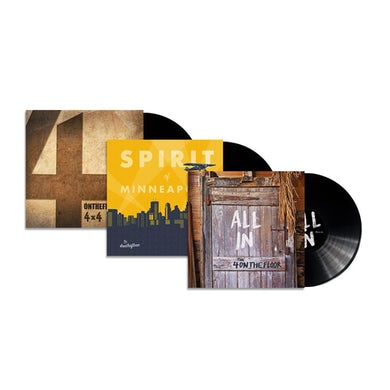 the 4onthefloor 4OTF LP Bundle (Vinyl)