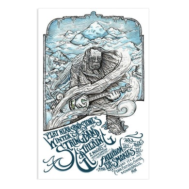 Winter Stringband Gathering Poster