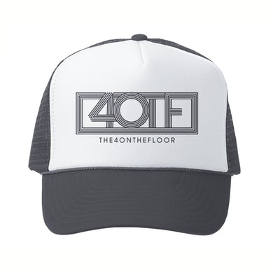 the 4onthefloor 4OTF Trucker Hat
