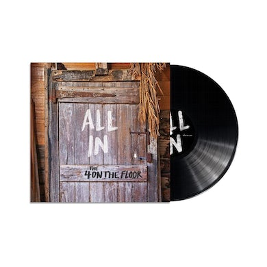 the 4onthefloor All In (LP) (Vinyl)