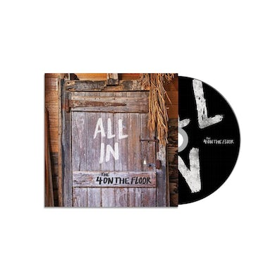 the 4onthefloor All In (CD)