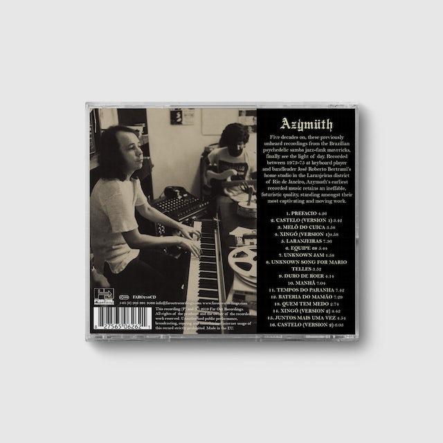 Azymuth - Demos (1973-75) Volumes 1&2 [2019]