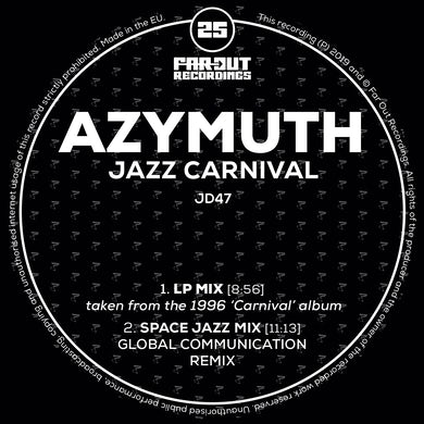 Jazz Carnival (Space Jazz Mix - Global Communication Remix) [2019]