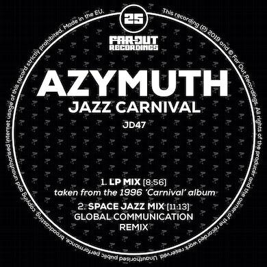 Azymuth - Jazz Carnival (Space Jazz Mix - Global Communication Remix) [2019]