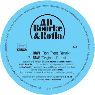 & ROTLA - RAW (includes Ron Trent Remix) [2018]