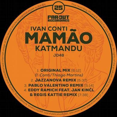 Ivan Conti Ivan 'Mamão' Conti - Katmandu [2020]