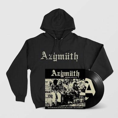 Azymuth Vintage Logo Hoodie