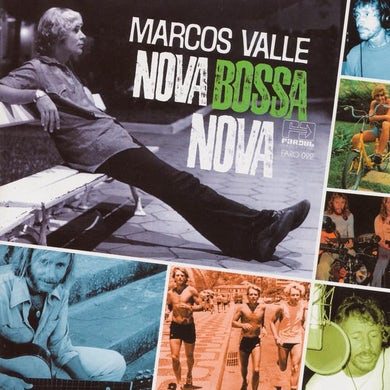 Marcos Valle - Nova Bossa Nova [1998]