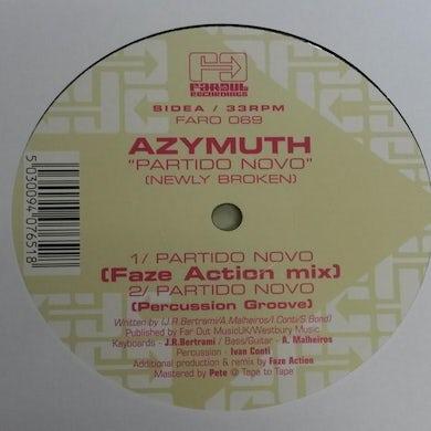 Azymuth - Partido Novo (Faze Action Remixes) [2002]