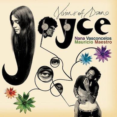 Joyce, Naná Vasconcelos, Mauricio Maestro - Visions of Dawn [2009]