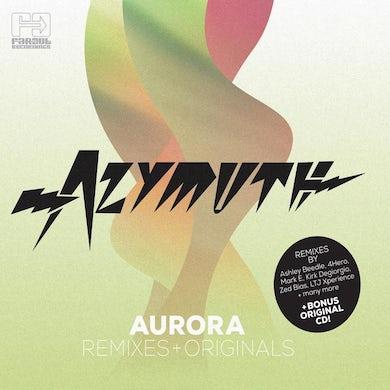 Azymuth - Aurora Remixes + Originals [2013]