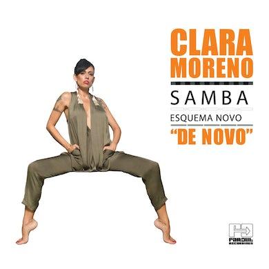 Clara Moreno - Samba Esquema Novo (De Novo) [2015]