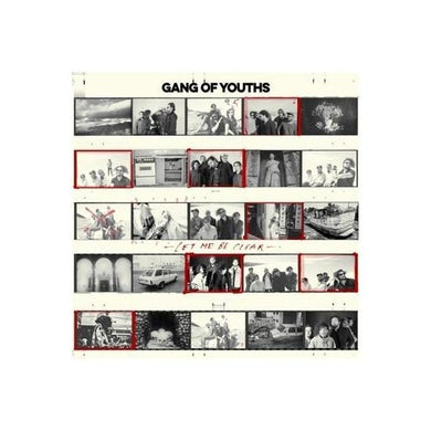 GANG OF YOUTHS Let Me Be Clear CD
