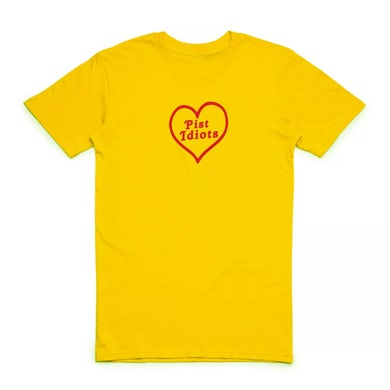 Yellow Heart Tee