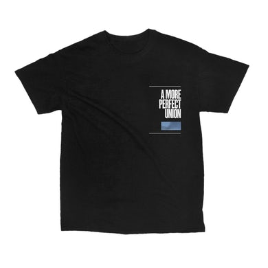 GANG OF YOUTHS Black A More Perfect Union Tee