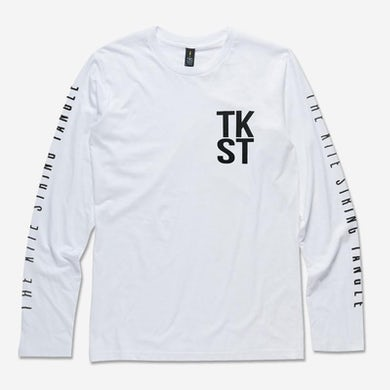 The Kite String Tangle TKST (White Longsleeve)