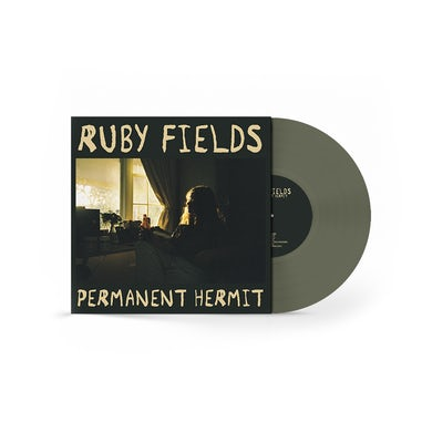 "Ruby Fields Permanent Hermit / Your Dad's Opinion For Dinner 12"" Vinyl (Ogre Green)"