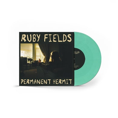 "Ruby Fields Permanent Hermit / Your Dad's Opinion For Dinner 12"" Vinyl (Seafoam Green)"